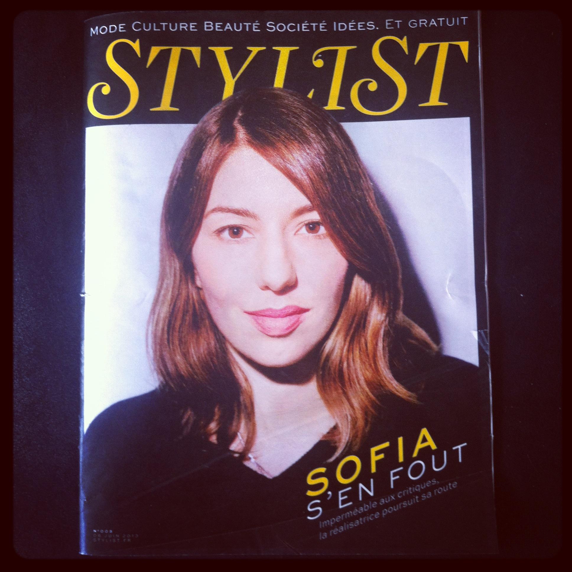 Stylist , le nouveau magazine féminin gratuit